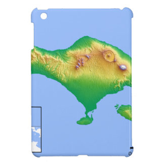 Bali Map Case For The iPad Mini