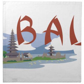 Bali Napkin
