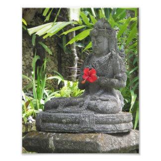 Bali Statue Photo Print