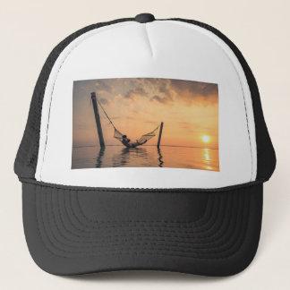 Bali Sunset Trucker Hat