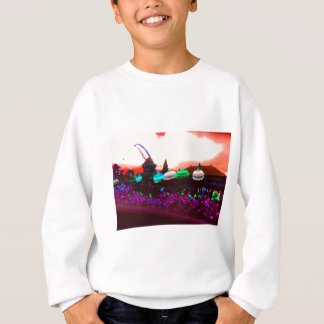 Bali Umbrella Colour Splash Sweatshirt