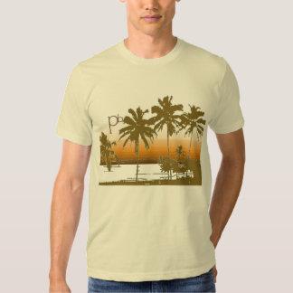 BaliIslandSunset Tee Shirts