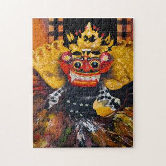 Balinese Barong Jigsaw Puzzle