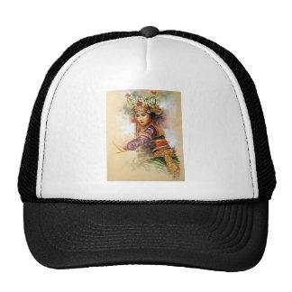 Balinese dancer hats