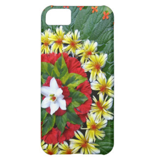Balinese Floral Offering iPhone 5C Case