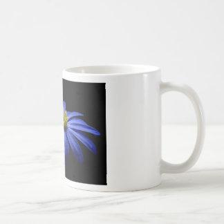 Balkan Anemone Flower Blue Coffee Mug