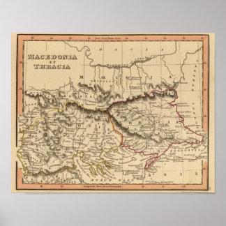 Balkan Peninsula 4 Poster