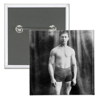 Balkan wrestler Yussif Hussane, 1915 Pins