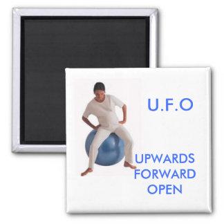 ball3, UPWARDS FORWARD OPEN, U.F.O Magnet
