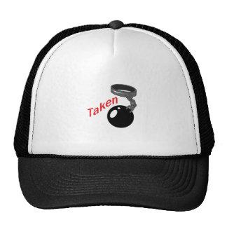 BALL AND CHAIN TAKEN TRUCKER HAT