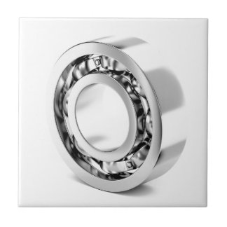 Ball bearing ceramic tile