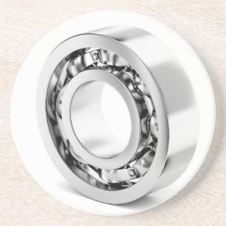 Ball bearing coaster
