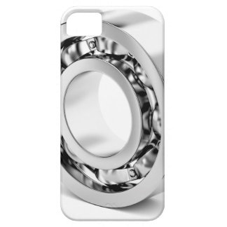 Ball bearing iPhone 5 case