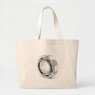 Ball bearing large tote bag