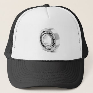Ball bearing trucker hat