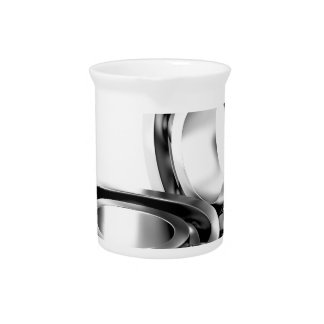 Ball bearings pitcher