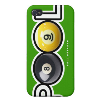 ball breaker case for the iPhone 4