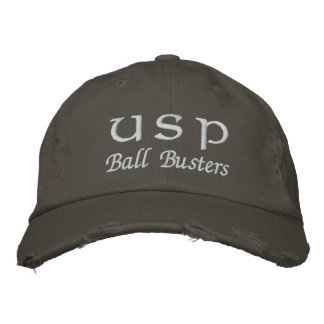 ball busters lid embroidered baseball caps
