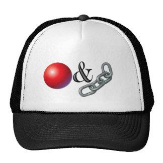 Ball Chain Trucker Hat