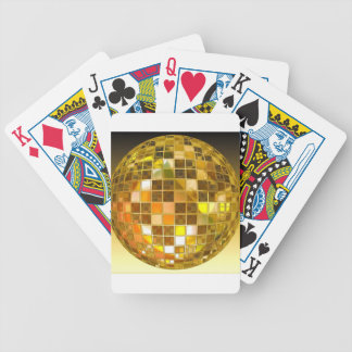 Ball Disco Ball Jump Dance Light Party Disco Bicycle Playing Cards