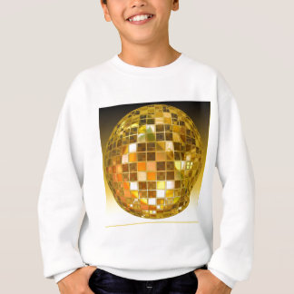 Ball Disco Ball Jump Dance Light Party Disco Sweatshirt