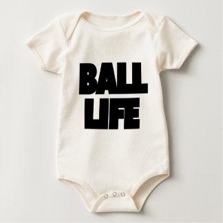 Ball Life Baby Bodysuit