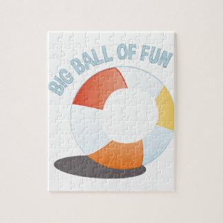 Ball Of Fun Jigsaw Puzzle