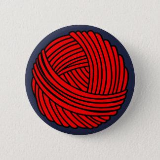 Ball Of Wool Badge