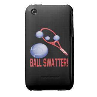 Ball Swatter Case-Mate iPhone 3 Cases