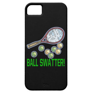 Ball Swatter iPhone 5 Cases