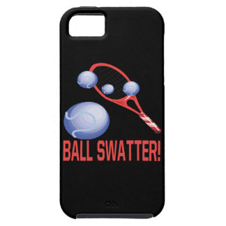 Ball Swatter iPhone 5 Cover