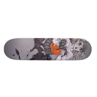 Ballad of My Paper Heart Custom Skateboard