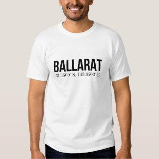 Ballarat Tourism Coodinates Souvenir Mens T-shirt