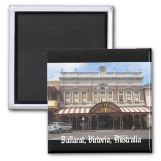 Ballarat Victoria magnet