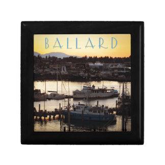 Ballard Boats Gift Box