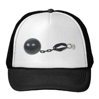 BallChainEngagement081510 Mesh Hat