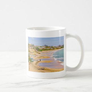 Ballenita Beach Santa Elena Ecuador Coffee Mug
