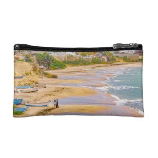 Ballenita Beach Santa Elena Ecuador Cosmetic Bag