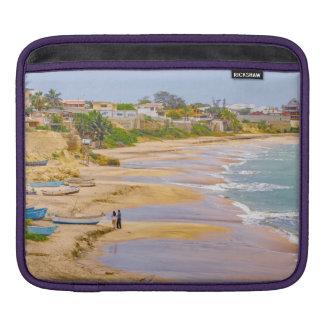 Ballenita Beach Santa Elena Ecuador iPad Sleeve