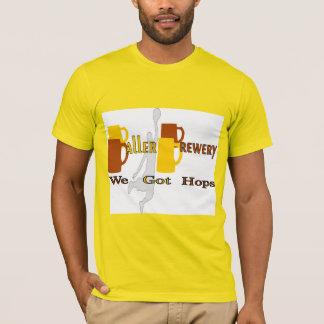Baller Brewery - We Got Hops T-Shirt