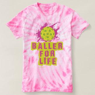 """""""Baller for Life"""" Pickleball T-Shirt"""