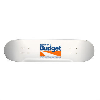 baller custom skate board