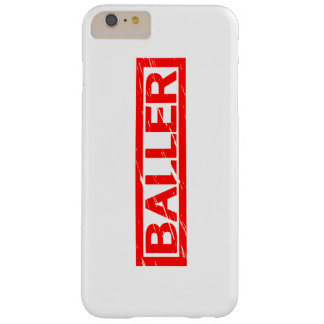 Baller Stamp Barely There iPhone 6 Plus Case