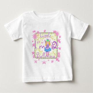 Ballerina 2nd Birthday Tshirts and Gifts