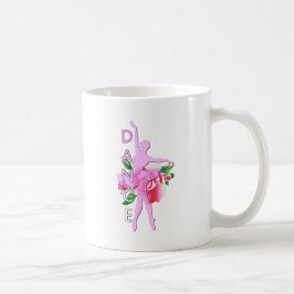 Ballerina Dance Mug