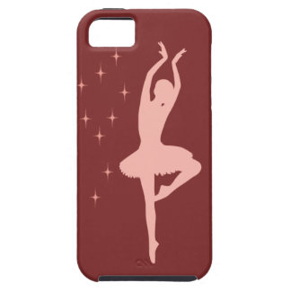 Ballerina dancer case for the iPhone 5