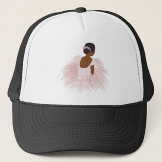 Ballerina Dancer Trucker Hat