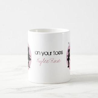 Ballerina Dancers Coffee Mug