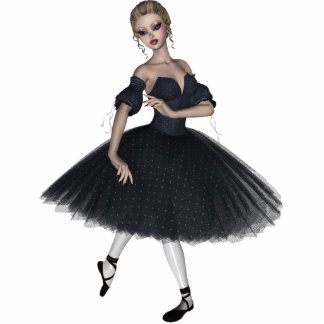 ♥ Ballerina ♥ Design A Photo Cut Out