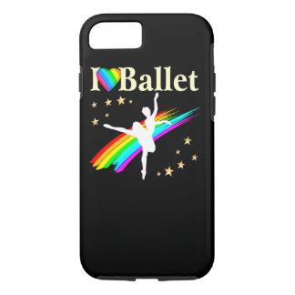 BALLERINA DREAMS COME TRUE DESIGN iPhone 7 CASE
